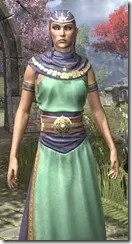 Priestess of Mara Dyed Close Front