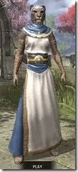 Priestess of Mara Khajiit Female Front