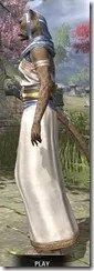 Priestess of Mara Khajiit Female Side