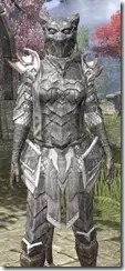 Scalecaller Iron - Khajiit Female Close Front