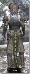 Silken Ring Iron - Argonian Male Rear