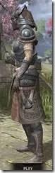 Silken Ring Iron - Khajiit Female Side