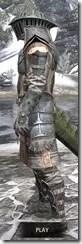 Telvanni Iron - Argonian Male Side