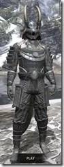 Tsaesci Iron - Argonian Male Front