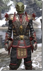Abnur Tharn - Argonian Male Close Front
