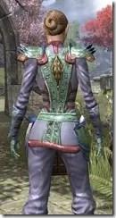 Abnur Tharn - Dyed Close Rear