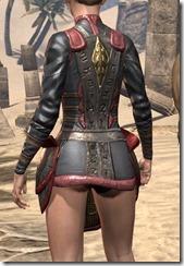 Abnur Tharn's Jerkin - Female Rear