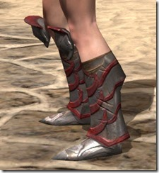Abnur Tharn's Shoes - Female Side