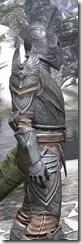 Aldmeri Dominion Iron - Argonian Male Close Side