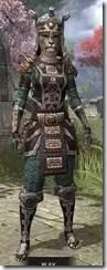 Argonian Dwarven - Khajiit Female Front