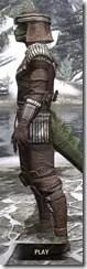 Argonian Iron - Argonian Male Side