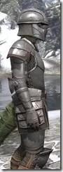 Breton Steel - Argonian Male Close Side