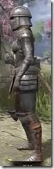 Breton Steel - Khajiit Female Side
