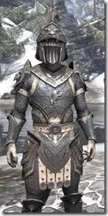 Daggerfall Covenant Iron - Argonian Male Close Front