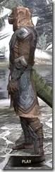 Dark Brotherhood Iron - Argonian Male Side