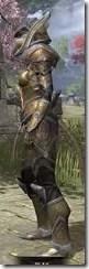 Dark Elf Dwarven - Khajiit Female Side