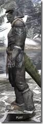 Dark Elf Iron - Argonian Male Side