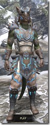 Dro-m'Athra Rawhide - Argonian Male Front