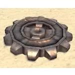 Dwarven Gear, Large Spokes