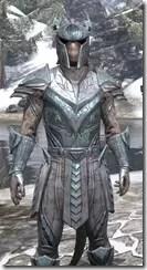 Glass Iron - Argonian Male Close Front