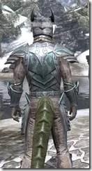 Glass Iron - Argonian Male Close Rear
