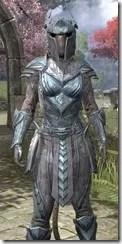 Glass Iron - Khajiit Female Close Front