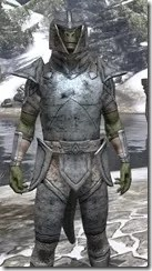 High Elf Iron - Argonian Male Close Front