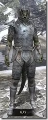 High Elf Iron - Argonian Male Front