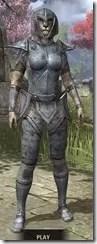 High Elf Iron - Khajiit Female Front