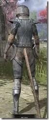 High Elf Iron - Khajiit Female Rear