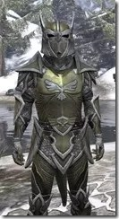 High Elf Orichalc - Argonian Male Close Front