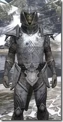 High Elf Steel - Argonian Male Close Front