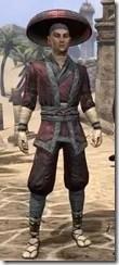 Honor Guard Ancestor Silk - Male Shirt Front