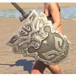 Honor Guard Maple Shield