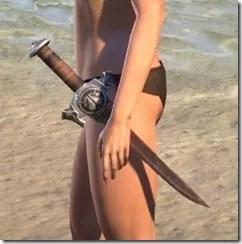 Honor Guard Rubedite Dagger 1