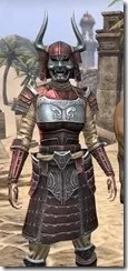 Honor Guard Rubedite - Female Close Front