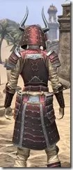 Honor Guard Rubedite - Female Close Rear