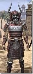 Honor Guard Rubedite - Male Close Front