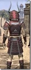 Honor Guard Rubedite - Male Close Rear