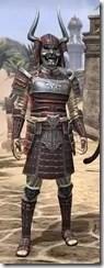 Honor Guard Rubedite - Male Front