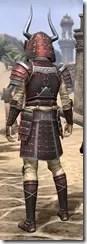 Honor Guard Rubedite - Male Rear