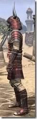 Honor Guard Rubedite - Male Side