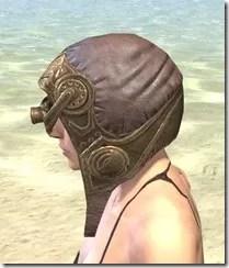 Imperial Mananaut Cap & Goggles - Female Side