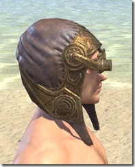 Imperial Mananaut Cap & Goggles - Male Right