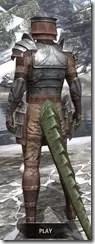 Imperial Steel - Argonian Male Rear