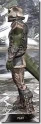 Khajiit Iron - Argonian Male Side