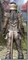 Khajiit Iron - Khajiit Female Close Rear