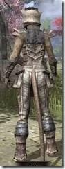 Khajiit Iron - Khajiit Female Rear