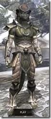 Khajiit Orichalc - Argonian Male Front