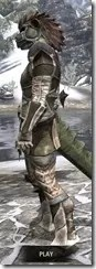 Khajiit Orichalc - Argonian Male Side